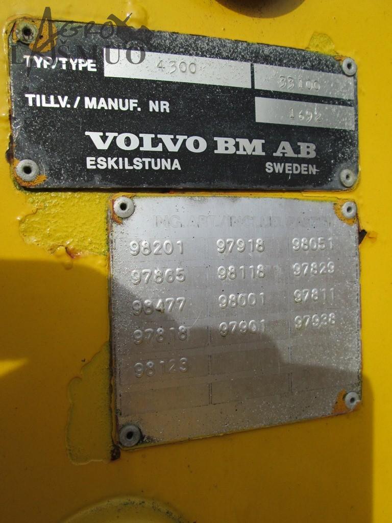 Krautuvas Volvo