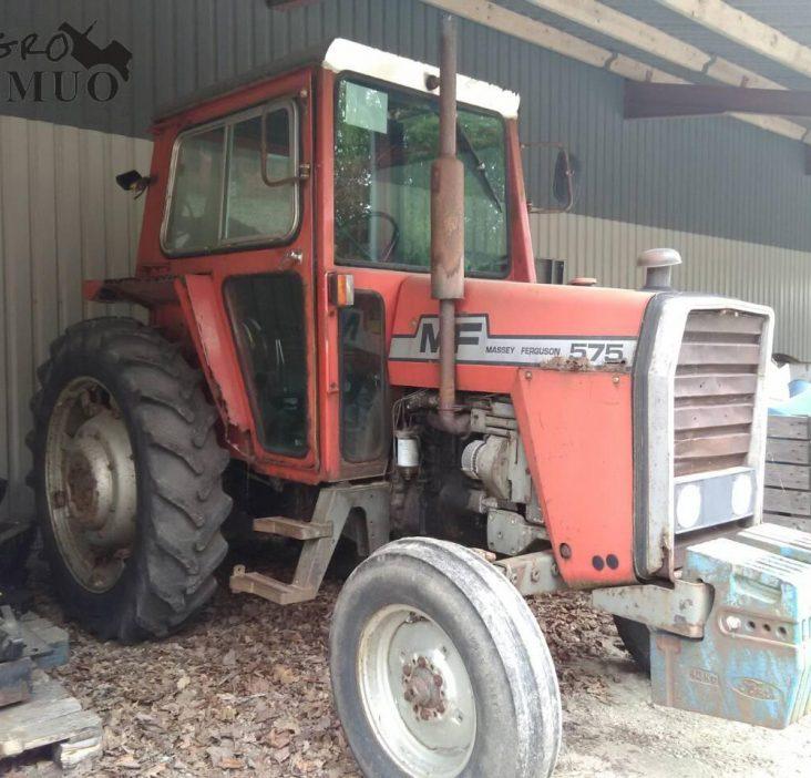 Traktorius massey ferguson mf 575