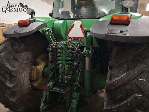 Traktorius john deere 8430 2008 m