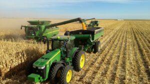 Žemės ūkio technikos nuoma ir pardavimas