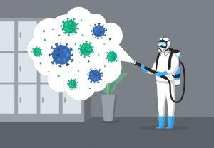 Dezinfekcija - ozonavimas paslaugos